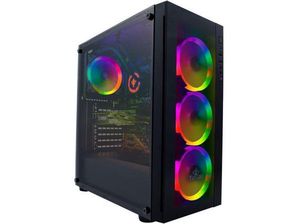 Black RGB PC